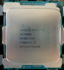 Intel® Core™ i9-7920X (16.5M Cache,2.90 up to 4.30 GHz) X-series Processor