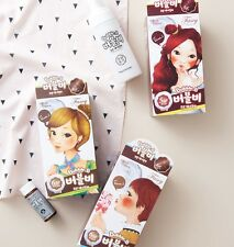 [FASCY] Bubble B Foaming Hair Color Quick Easy Self Dyeing 5 Color Made in Korea