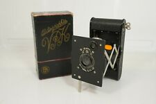 Rare Boxed Vintage Vest Pocket Autographic Kodak with Stylus
