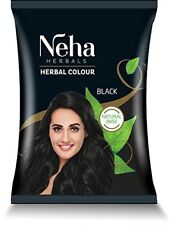 10 Pack Neha Henna Mehandi Powder 13 Herbs Blend Herbal Hair Dye Color 20gm