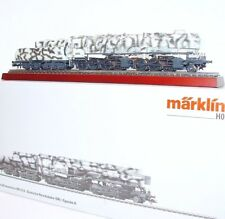 Marklin HO AC German WWII Reichsadler BR-53 RUSSIAN EASTFRONT WAR LOCOMOTIVE MIB
