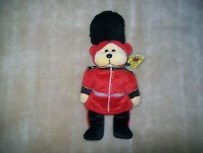 Beanie Kids WINDSOR THE GUARD  NMT  BK 344  World Beanie Retired