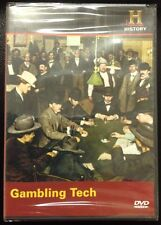 NEW Gambling Tech DVD 2010 The History Channel Old Technology Wild West Poker