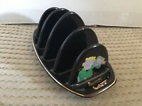 "Wade ""Andy Capp & Flo"" Toast Rack 1997 Mirror Group Newspapers"