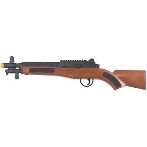 MINI AIRSOFT M1 GARAND BOLT ACTION SPRING SNIPER RIFLE GUN w/ 6mm BB BBs WWII