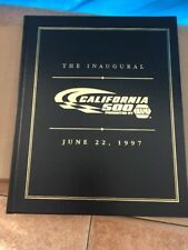 1997 The Inaugural California 500 presented by Napa with original box Umi