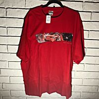 Dale Earnhardt Jr Chase Authentics Men's T Shirt Size XXL Red 8 NWT New