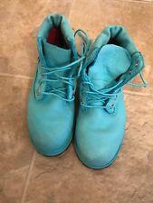 Kids timberland boots size 2