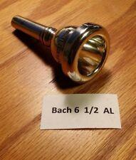 Bach 6  1/2  AL Small Shank Trombone/Baritone/Euphonium Mouthpiece
