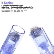 DR.PEN A6 MicroNeedle Cartridges 1 3 5 7 9 12 36 42 derma Tips Buy 10 get 1 free