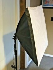 Photo Studio Soft Box Lamp With Stand 1 lamps & cover