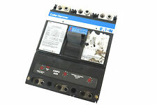 CUTLER-HAMMER EATON 3-POLE CIRCUIT BREAKER W/ 600 AMPS TRIP UNIT