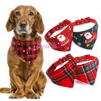 Adjustable Pet Dog Bandana Cat Dog Bib Cute Puppy Dog Scarf Dog Grooming Supply