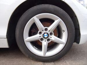 "BMW F20 1 Series 2015 - 2018 16"" Alloy Wheels & Tyres Full Set 205 55 R16"