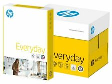 HP EVERYDAY 75gsm A4 Paper Hewlett Packard White Value Sheets Home Office