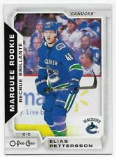 18/19 UD S2 O-PEE-CHEE UPDATE MARQUEE ROOKIE RC CARDS (611-650) U-Pick From List