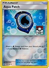 Pokemon League Aqua Patch League Cup Reverse Holo Promo