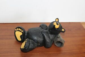 "Retired ""BearFoots"" Bears by Jeff Fleming: 'Ralphie'"