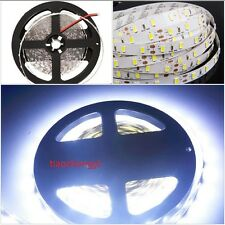 1M 5M White  Red Green Blue 5630 SMD 300LED Flexible Strip Light DC12V