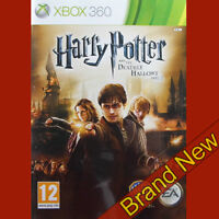 HARRY POTTER AND THE DEATHLY HALLOWS Part 2 - Microsoft Xbox 360 ~PAL~ Brand New