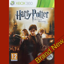 Harry Potter And The Deathly Hallows Part 2 - Xbox 360 ~ PAL~ Brand New Sealed