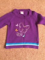 Baby Girls Jumper 6-12 Months
