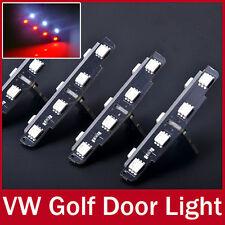 LED Warnleuchte Tür Beleuchtung Lampen VW Passat Tiguan Touran Golf Jetta CC EOS
