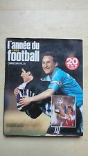 L'ANNEE DU FOOTBALL 1992 CHRISTIAN VELLA CALMANN LEVY PAPIN