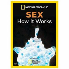 DVD Sex: How It Works  - Free Shipping