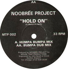NOOBREE PROJECT - Hold On - mousetrap