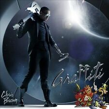 Chris Brown : Graffiti CD (2009) Not in Shrink Wrap but top sticker Sealed