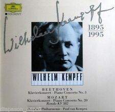 Mozart, Beethoven: Piano Concertos, Etc / Kempff, Van Kempen - CD
