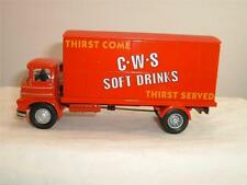 CORGI TOYS FODEN S21 COOPERATIVE WHOLESALE SOCIETY TRUCK GO DOWN FOR THE PHOTOS