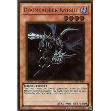 YU_GI_OH! GLD4-EN023 Doomcaliber Knight (Gold Rare)
