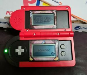 POKEMON ELECTRONIC GAME,  JAKKS PACIFIC 2007 , WORKING,  COLLECTABLE