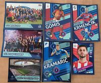 Topps UEFA Champions League Stickers 2018 2019 numbers 194-401