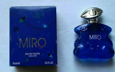 MIRO Eau De Toilette Natural Spray 75 ml Gebraucht