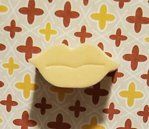 """Unbranded Chunky Foam Stamp Lips 1"""" X .5"""""""