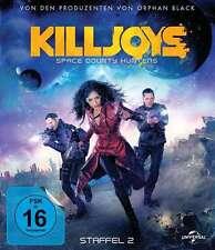 Killjoys - Space Bounty Hunters 2 Stffel # 2 Blu Ray Box (x)
