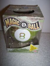 Mattel Magic 8 Ball Army Camouflage Question Novelty Toy NEW in BOX