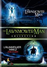 The Lawnmower Man 1 & 2 (DVD,2005)