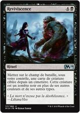 MTG Magic M19 - (x4) Rise from the Grave/Reviviscence, French/VF