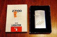 1976 Zippo Container Corporation of America Lighter with Original Box