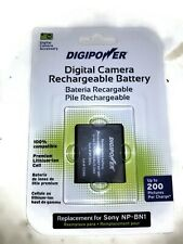 Digipower Rechargeable Battery BP-BN1a Replacement For Sony NP-BN1