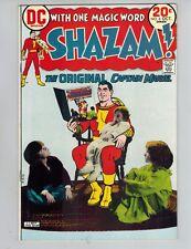 Shazam! #6  The Original Captain Marvel vs Dr Sivana from 1973 Very Fine