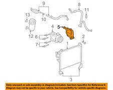 A/C AC Condenser/Compressor/Line-Compressor Assembly Mount Bracket 12593247