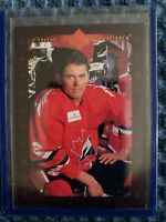 1996-97 Upper Deck PROGRAM OF EXCELLENCE Chris Phillips Pre Rookie Card #517