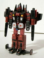 Transformers Botcon THRUST Complete Games of Deception TFCC 2007
