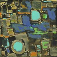 """Giclee Art Print Limited Edition  """" abstract  #107 """"  hand signed, numbered"""