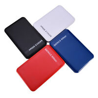 USB 3.0 2.5'' SATA HDD SSD External Hard Drive Enclosure Disk Case Box For PC